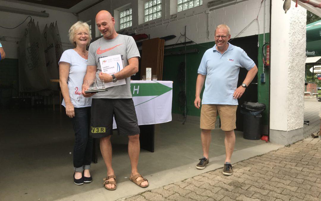 Alex Morgenstern und Olli Püthe gewinnen den Commodore Cup und sind die neue Landesmeister NRW