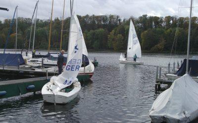 Stephan Giesen und Peter Greif gewinnen bei der Rumtopfregatta